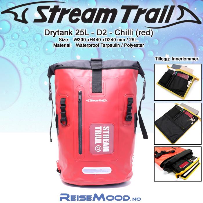 Drytank 25L-D2-Chilli