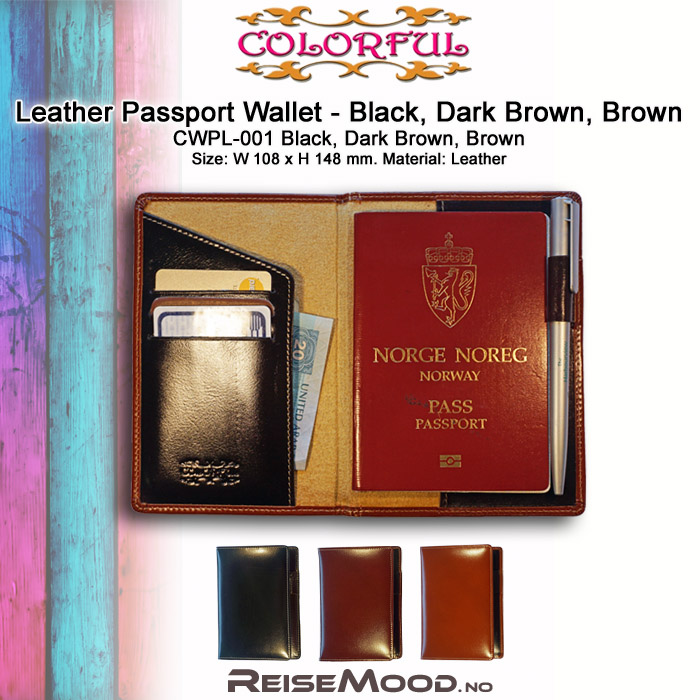 Colorful-WalletPassport-CWPL-001-Leather