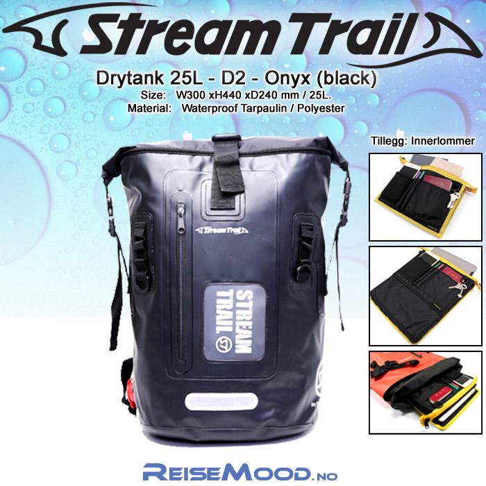 Drytank 25L-D2-Onyx